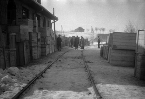 """1945, Румунія, Горжський повіт, Валеа-Судулуй. Документальні матеріали губернаторства """"Трансністрії""""."""