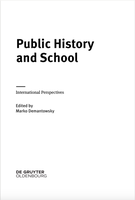 Public History and School. International Perspectives